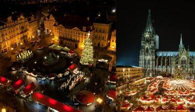 Top 6 cele mai frumoase pieţe de Crăciun din Europa