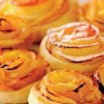 Foto: Mini rulouri cu mere şi scorţişoară de post
