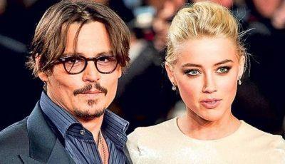 Johnny Depp se va căsători în seara de Revelion