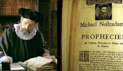 Profeţiile lui Nostradamus pentru 2015!