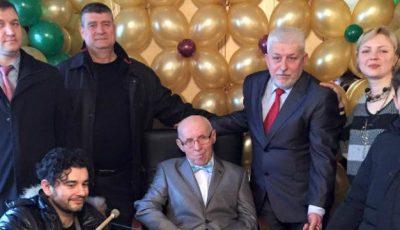 De ziua lui, Gheorghe Urschi a primit 3 capre!