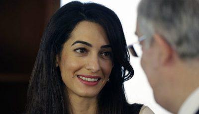 Soția lui George Clooney ar putea fi arestată! Iată motivul