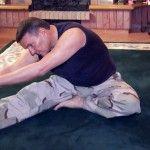 Foto: Valeriu Pleșca: Politicianul pasionat de Yoga!