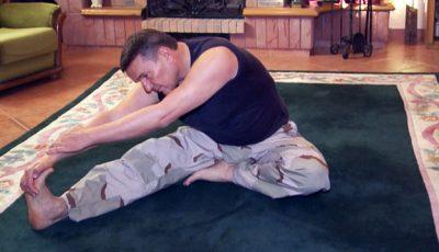 Valeriu Pleșca: Politicianul pasionat de Yoga!