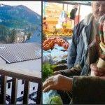 Foto: Natalia Barbu  face piața, dar habar nu are cât costă produsele de pe tarabă!