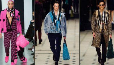Ce vor purta bărbații în 2015! Săptămâna modei la Londra