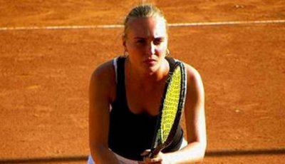 O tenismană rusoaică a murit în timpul antrenamentului
