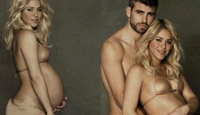 Shakira a născut cel de-al doilea copil