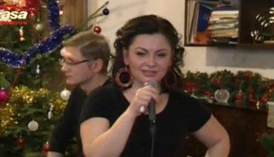 Când bărbatul nu-i acasă, Geta Burlacu se dă în spectacol!
