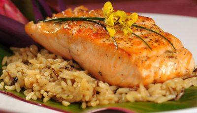 Un mod sănătos de preparare a peştelui în regimul de slăbire