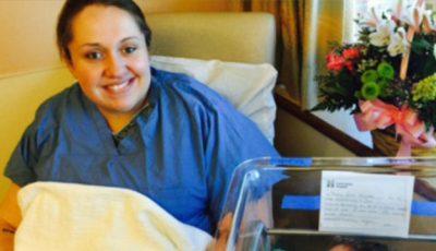 A aflat că este însărcinată abia când a început travaliu