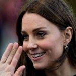 Foto: Apariție încântătoare a Ducesei de Cambridge cu doar trei luni înainte să născă