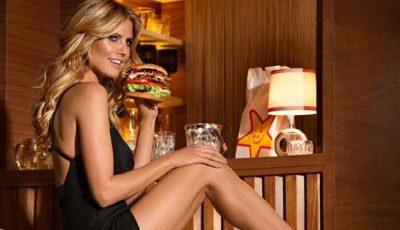 Dieta-minune a supermodelului Heidi Klum: cum poţi pierde 8 kilograme în doar 2 săptămâni