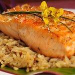 Foto: Un mod sănătos de preparare a peştelui în regimul de slăbire