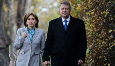 Klaus Iohannis, dat în judecată de propria soție
