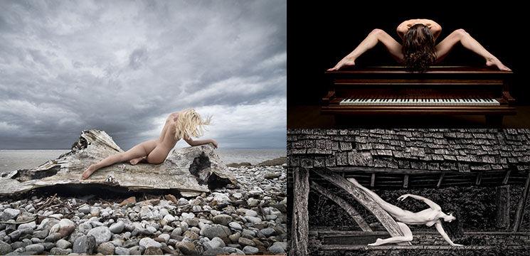 Foto: Artă fotografică în nud