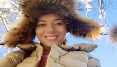 Cum se menține frumoasă Laura  Cosoi.  Află ce face vedeta cu gheaţa!