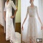 Foto: Ferește-te de rochiile de mireasă comandate on-line. Miresele povestesc prin ce coșmar au trecut! Poze