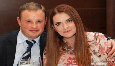 Eduard Mușuc și soția au împlinit 20 de ani de căsnicie!