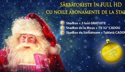 Profită acum de ultimele 10 zile de promoție StarNet!