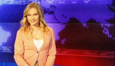"""Știrista de la Prime, Svetlana Stanchevici:""""Nici nu mi-am dat seama că cererea în căsătorie mi-a fost adresată mie"""""""