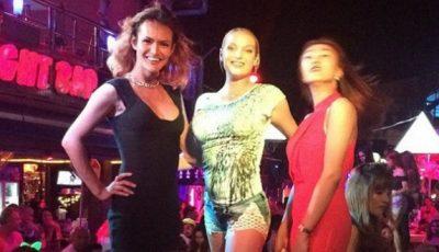 Anastasia Volocikova a organizat un show al transexualilor