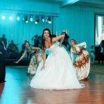 Foto: Poze noi de la nunta Cristinei Croitoru!