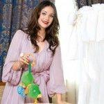 Foto: Cea mai frumoasă femeie din Rusia nu poate slăbi după naștere!