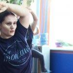 Foto: Dacă slăbesc 25 de kilograme îmi fac schimbare radicală de look!