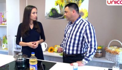 Vitalie Marinuța dezbină mitul despre alimentația proastă a soldaților!