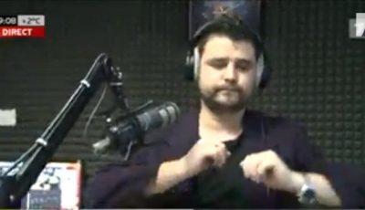 """""""Ar putea lansa un album"""". Anatol Melnic cântă piese indiene!"""