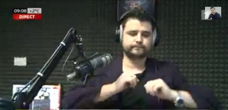 """Foto: """"Ar putea lansa un album"""". Anatol Melnic cântă piese indiene!"""