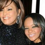 Foto: Fiica lui Whitney Houston este în comă!