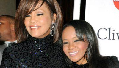 Fiica lui Whitney Houston este în comă!