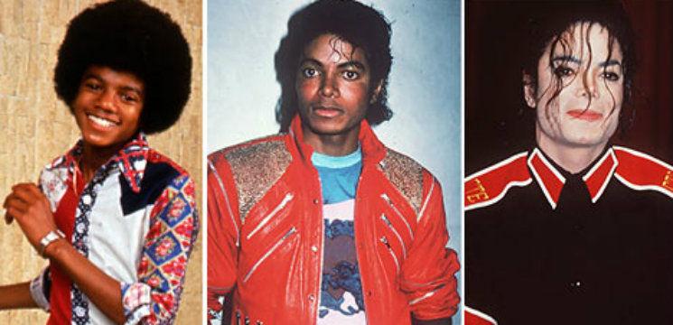 Foto: De ce Michael Jackson și-a schimbat culoarea pielii