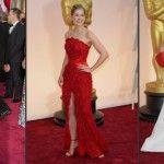 Foto: Rochie din 6.000 de perle la Premiile Oscar!