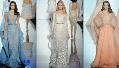 De la zece mii de dolari pentru rochiile Zuhair Murad