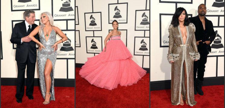 Foto: Ținutele care au furat privirile fotografilor la Premiile Grammy 2015!