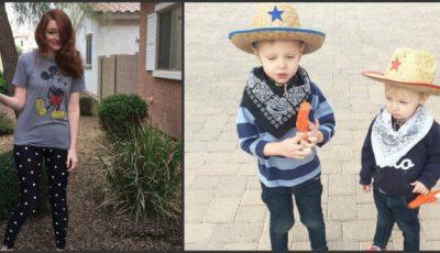 O mamă și-a lăsat copilul să-i aleagă hainele. Iată ce a ieșit!