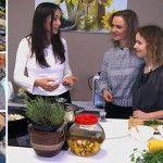 Foto: Paste care nu îngrașă, gătite de Victoria și Raluca Bucătaru