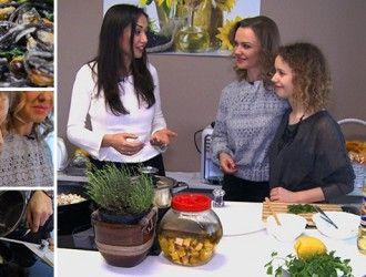 Paste care nu îngrașă, gătite de Victoria și Raluca Bucătaru