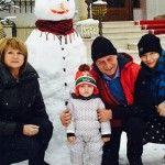 Foto: Ce nume i-a ales Elena Băsescu fiului ei