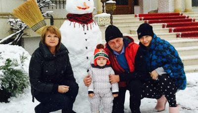 Ce nume i-a ales Elena Băsescu fiului ei