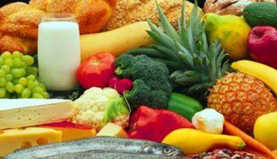 Regimul alimentar a fost modificat pentru prima dată în ultimele decenii