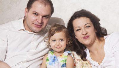 Soţia deputatului Ion Ceban a născut un băieţel