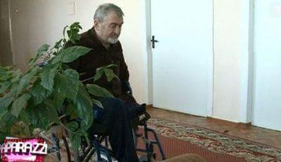 Umoristul Gheorghe Pîrlea a rămas fără un picior