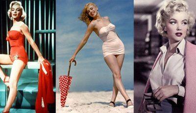 Cum arăta dieta actriţei Marlyn Monroe?