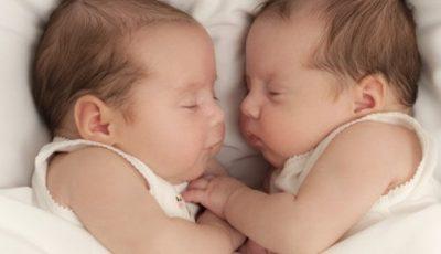 Gemene născute la o diferenţă de şapte săptămâni