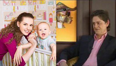 Fiica actorului Gheorghe Grâu nu s-a gândit să-și anunțe tatăl că va fi bunic