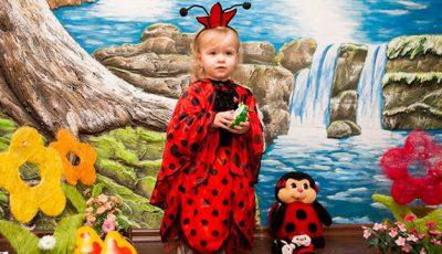 Ilinca Soltan este câştigătoarea concursului Baby Star!